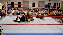 Wrestling Explosion - Kahagas pins Johnny Blade