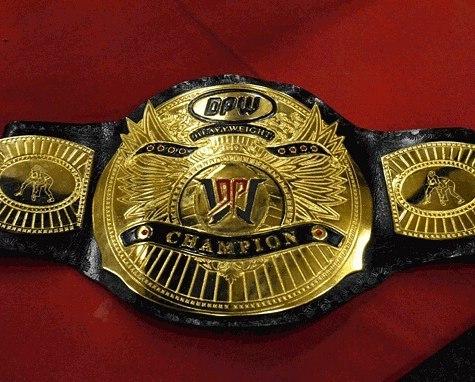 Dynamo Pro Championship belt