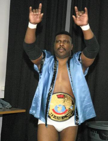 Gary Jackson was SICW's champion in 2009. Photo: Brian Kelley