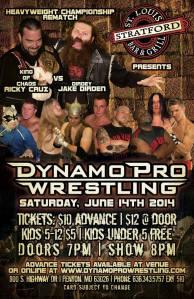 Dynamo Pro 6/14/14