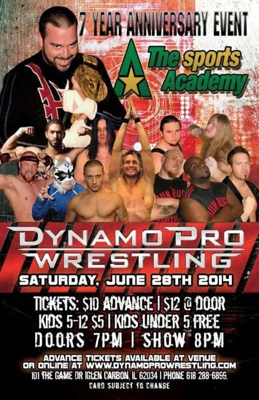Dynamo Pro 6/28/14