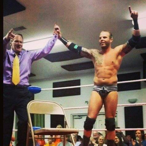 In May, Jim Cornette (left) endorsed Heath Hatton as his SICW favorite.
