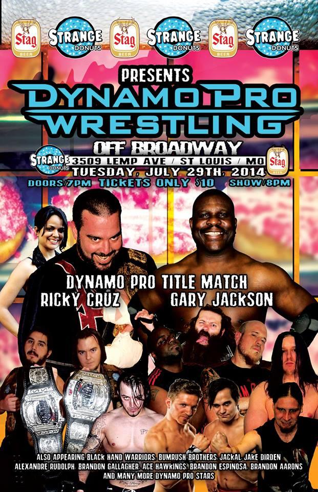 Dynamo Pro 7/29/14