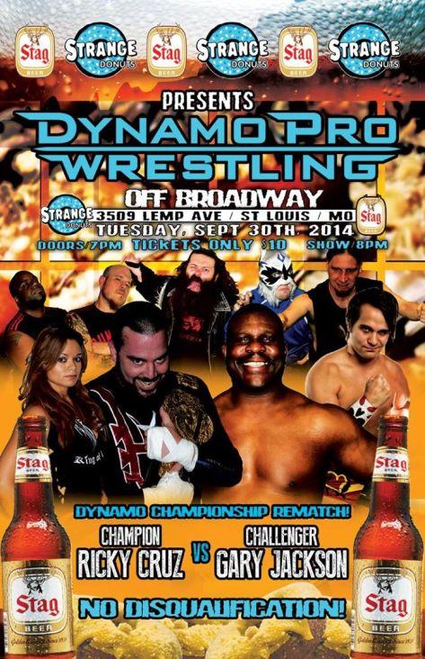 Dynamo Pro 9/30/14