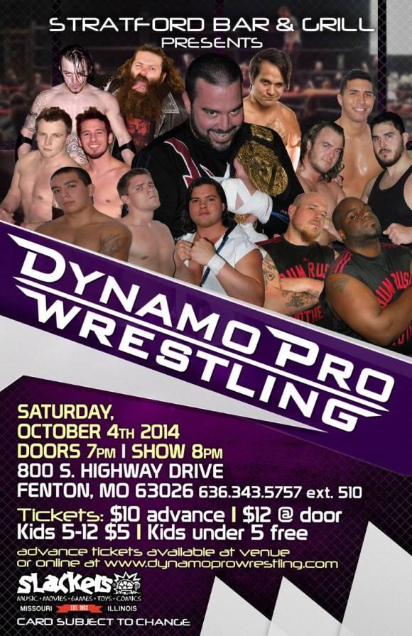 Dynamo Pro 10/4/14