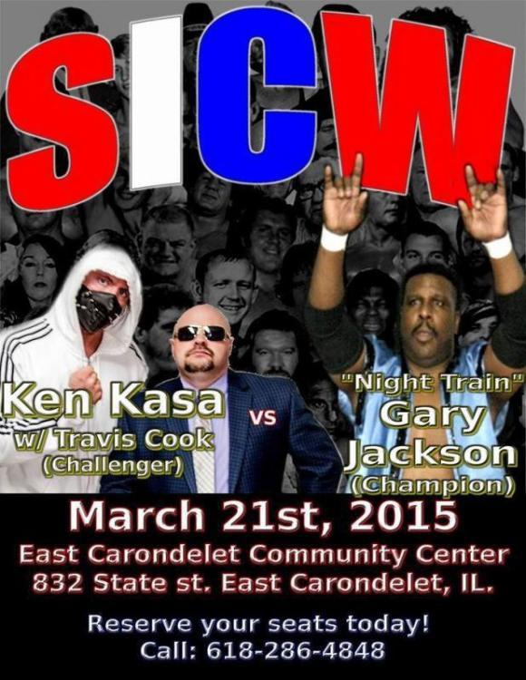 SICW March 2015