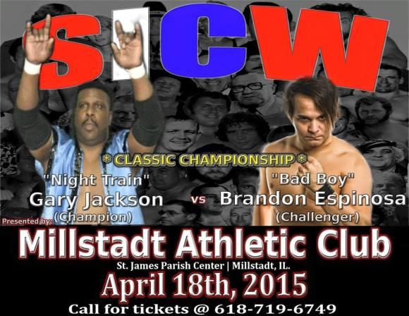 SICW Millstadt April 2015