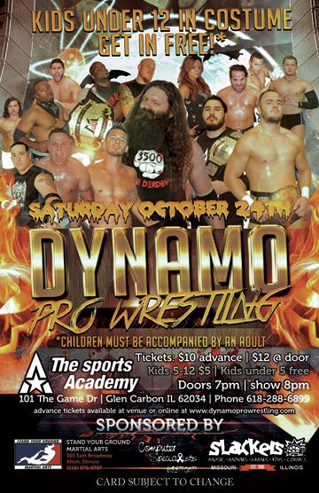 Dynamo Pro 10/24/15