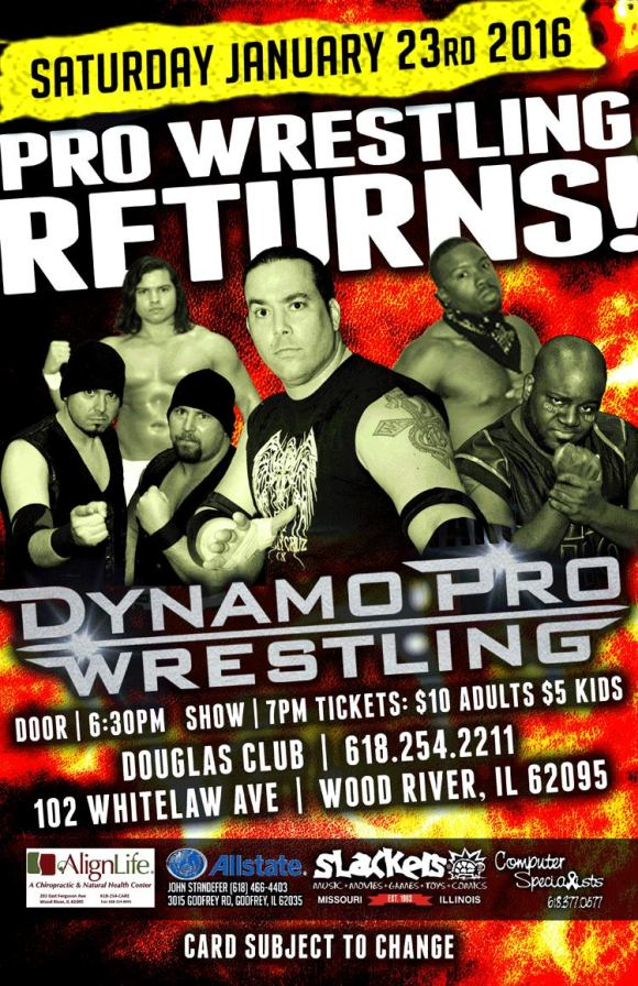 Dynamo Pro 1/23/16