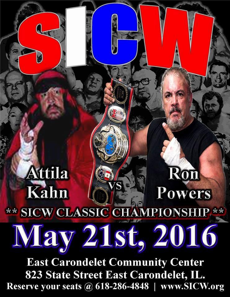 SICW 5/21/16