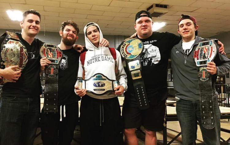 MMWA Champions leave