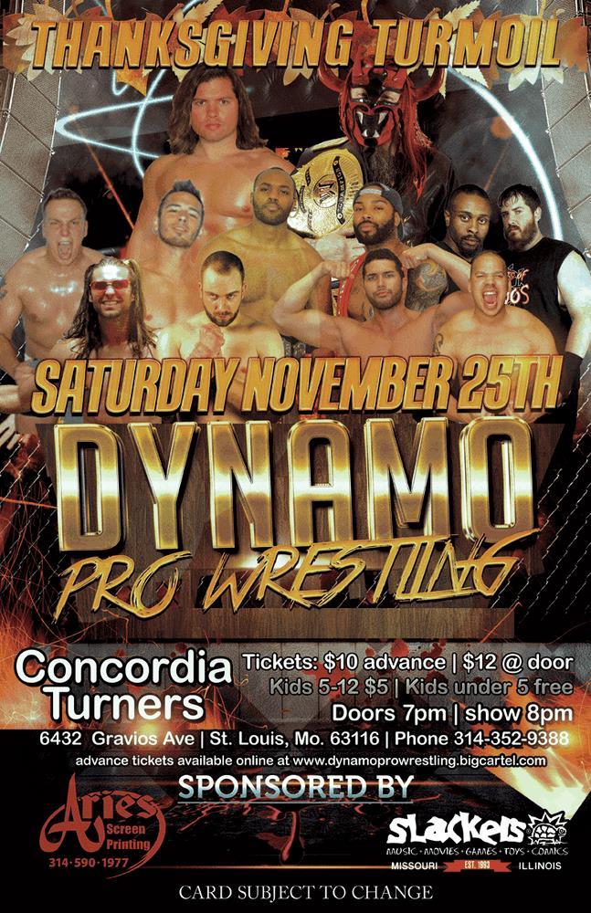 Dynamo Pro 11/25/17