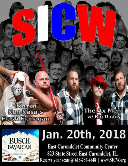 SICW 1/20/18