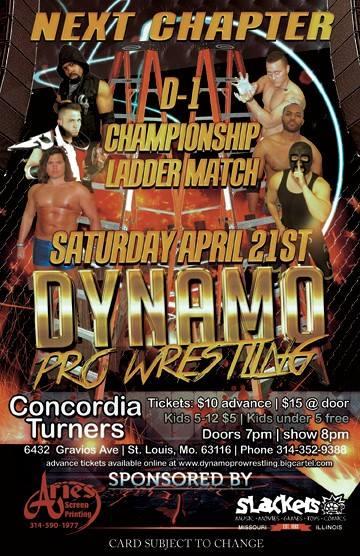 Dynamo Pro 4/21/18