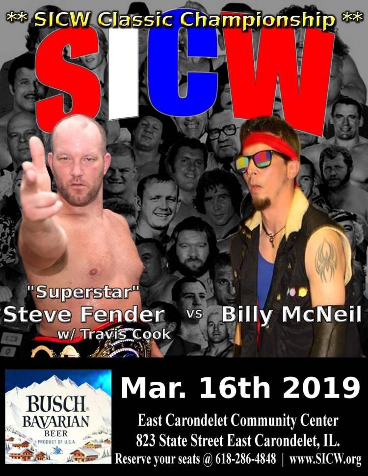 SICW 3/16/19