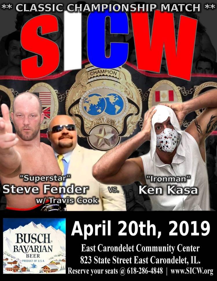 SICW 4/20/19