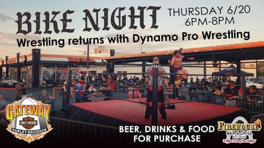 Dynamo Pro 6/20/19